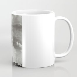 Chicago Skyline - Lone Cloud Coffee Mug