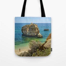 Algarve rock Tote Bag