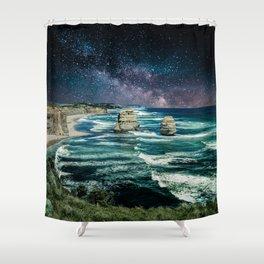 12 Apostles Shower Curtain