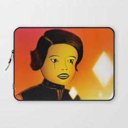 Mrs. Anguish - Colour Option Laptop Sleeve