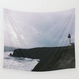 Yaquina Lighthouse Wall Tapestry