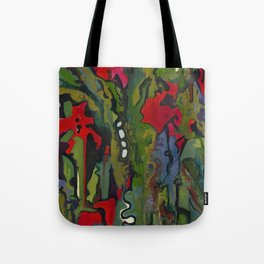 Offering to Xochiquetzal Tote Bag