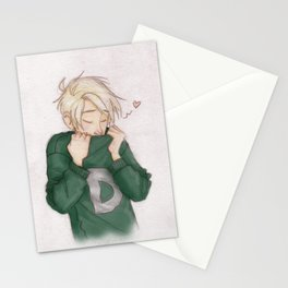 Draco - Weasley Sweater Stationery Cards