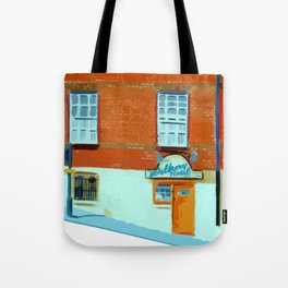 THE WELBURY Tote Bag