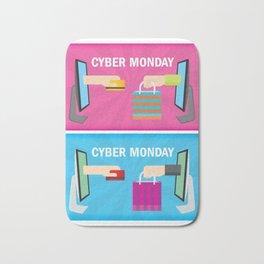 Cyber Monday Sale Special Offer Bath Mat