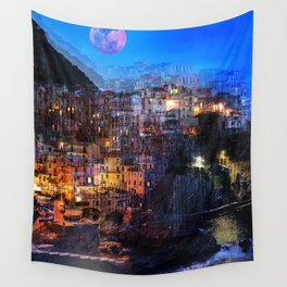 Dream Holidays Wall Tapestry