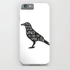 Because we don't have wings... Slim Case iPhone 6s