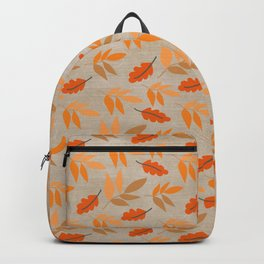 Falling Leaves Backpack
