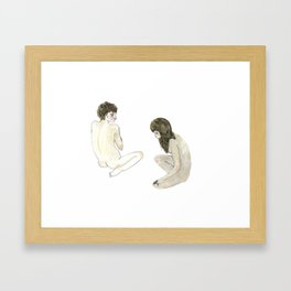 Witches without One Framed Art Print