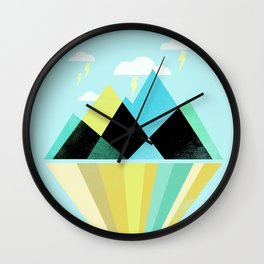 Void Dweller Wall Clock