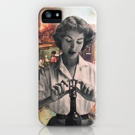 On the Odd Occasion iPhone Case