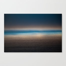 Big Sur Horizon Canvas Print