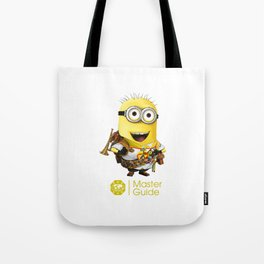 MasterGuide Minion Tote Bag