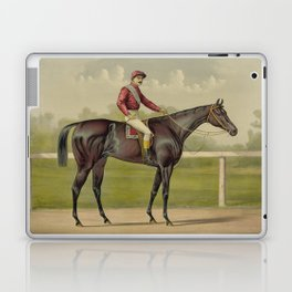 Grand Racer Kingston - Vintage Horse Racing Laptop & iPad Skin
