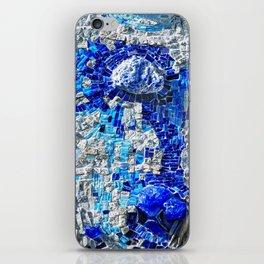 dot random mosaic iPhone Skin