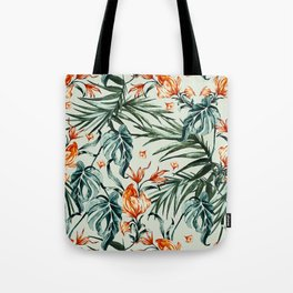 Exotic flower nature-07 Tote Bag