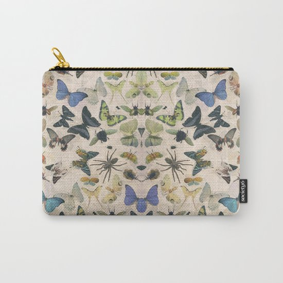 Insect Jungle Carry-All Pouch