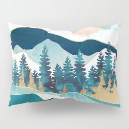 Summer Forest Pillow Sham