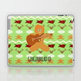 Gingerbread Ed II Laptop & iPad Skin