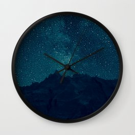 All the stars in the world Wall Clock