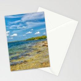 Desktop Wallpapers Florida USA Key Largo Nature Bay stone Coast Stones Stationery Cards