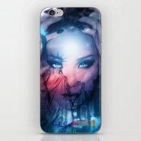 2ne1 iPhone & iPod Skins featuring America  by LC_Korim