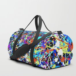 Splat! 2 (Inside Out) Duffle Bag