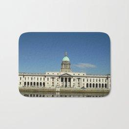 Ireland Dublin Customs House Bath Mat