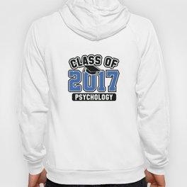 Class Of 2017 Psychology Hoody
