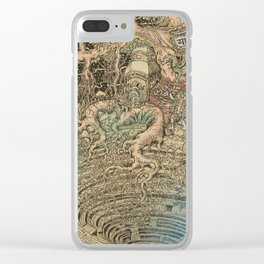 The Step Well Clear iPhone Case