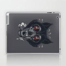 Hungry like the Wolf! Laptop & iPad Skin