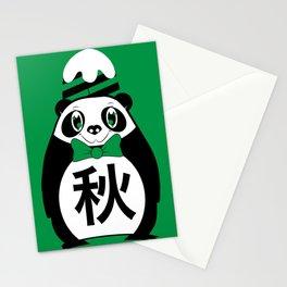 Aki - Season bear Autumn Stationery Cards