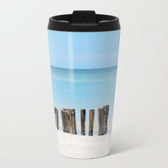 Leading to the Water Metal Travel Mug