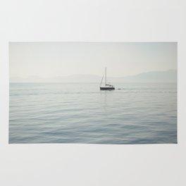 Sailboat Rug