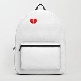I Heart Atlas | Love Atlas Backpack