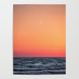 Sandbanks Sunset #1 Poster