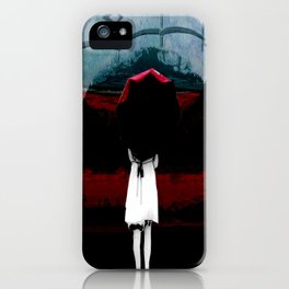 Heaven Is Perfect For Hell iPhone Case