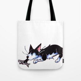 Sharknip Tote Bag