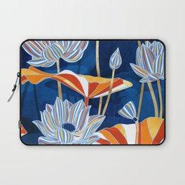 Bold Botanical Laptop Sleeve