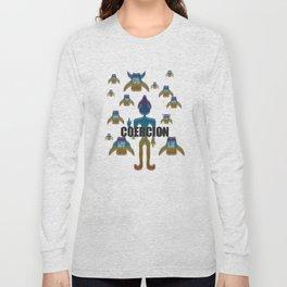 COERCION Long Sleeve T-shirt