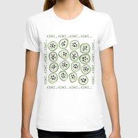 kiwi T-shirts featuring Kiwi by Valendji