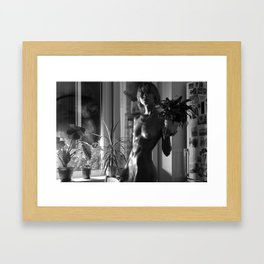bodymusic Framed Art Print