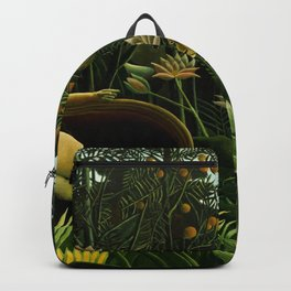 Henri Rousseau The Dream Painting Backpack
