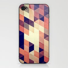 TRYYNGL MYX iPhone & iPod Skin