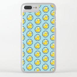 Fuck-A-Duck Clear iPhone Case
