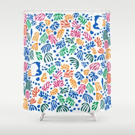 Matisse Colorful Pattern #1 Shower Curtain