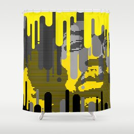 JIMI0306 Shower Curtain