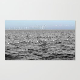 The Selby Canvas Print