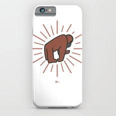 Radiant Orang Utan. Slim Case iPhone 6s