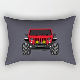 Overland Rubicon Rectangular Pillow